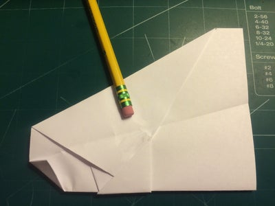 Wing and Nose Folding; Taping