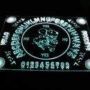 Spooky WeeGee Spirit Board Mirror