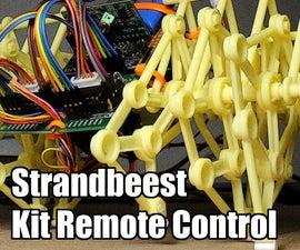 Remote Controlled Strandbeest