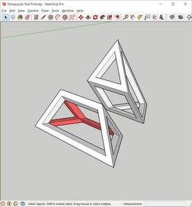Modelling in Sketchup