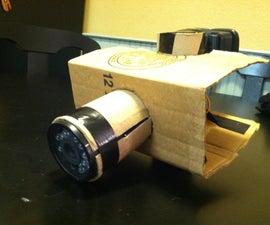 Cardboard Nightvision
