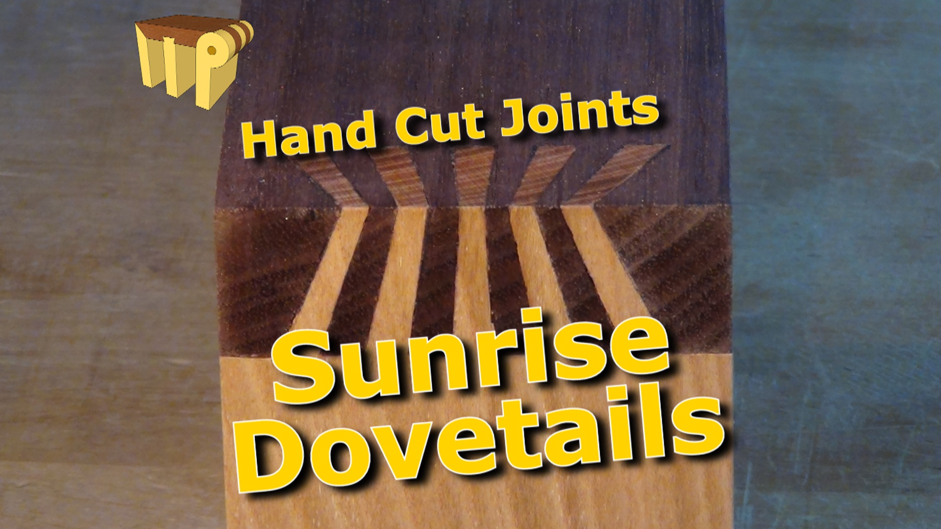 Picture of How to Prepare Sunrise Dovetails (Japanese Dovetails)