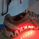 Cool DIY Light Up Shoes