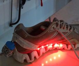 Cool DIY Light Up Shoes