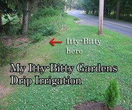 IcePop Drip Irrigation for your garden.