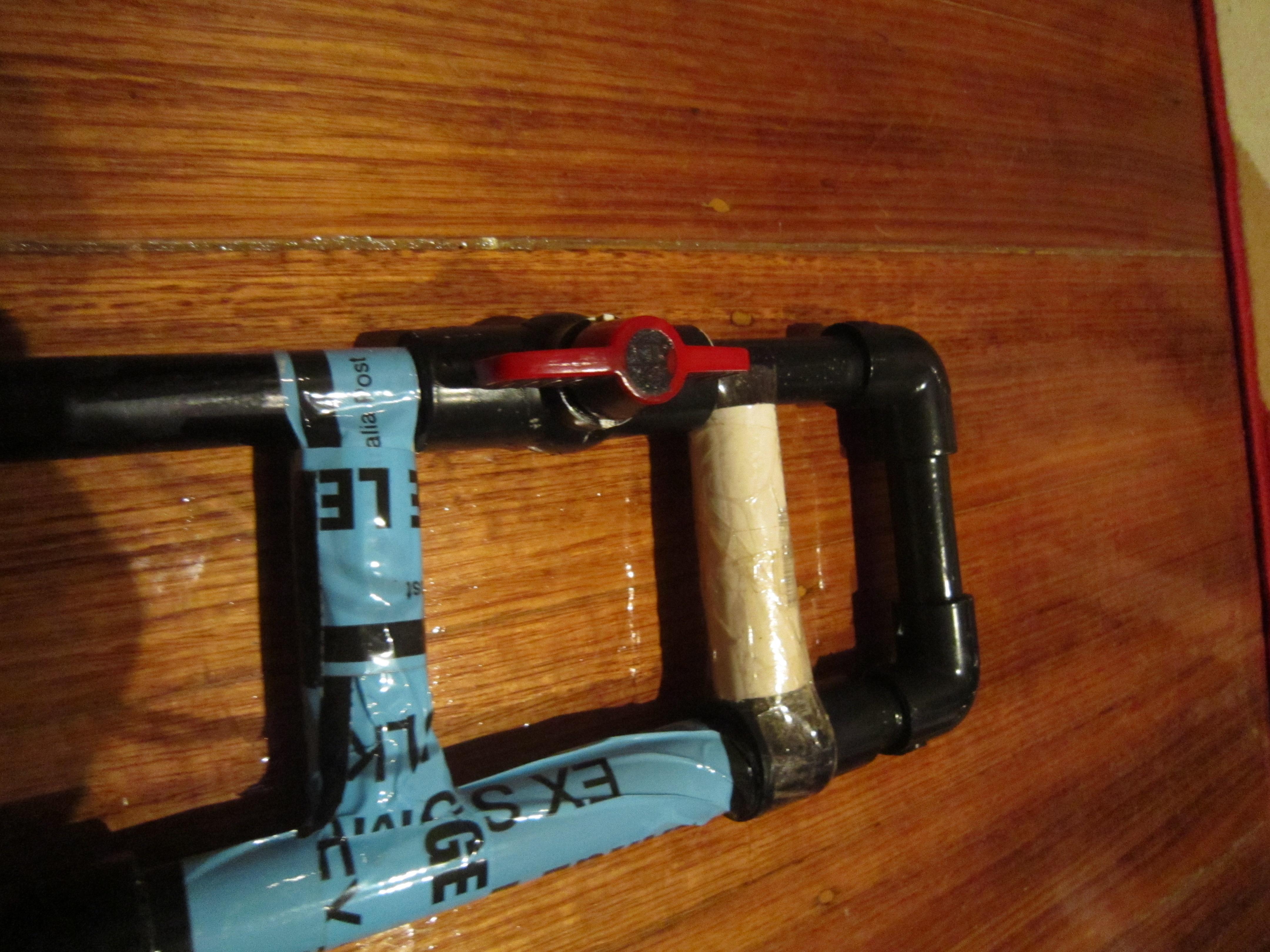 Picture of PVC Air Gun 1.0 Cal