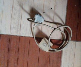 Parallel Port Network Cable Tester