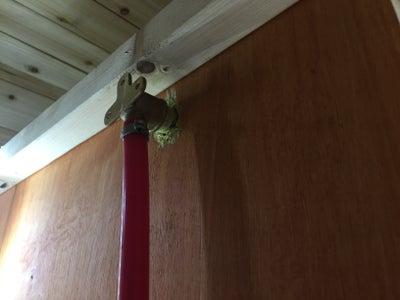 Interior Construction - Shower