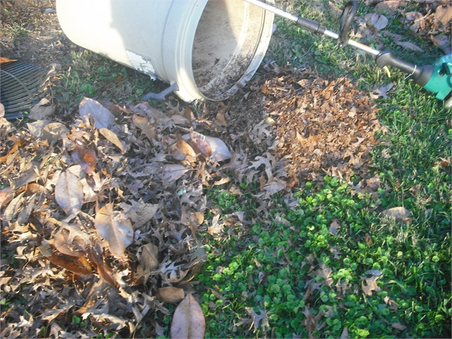 Picture of Mower or Trimmer for Mulch
