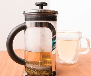 How to Make Perfect Tea With a French Press