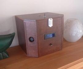 Raspberry Pi Air Quality Monitor