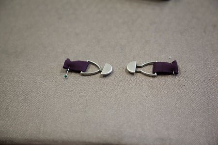 Installing the Closure (Clasp-Style)