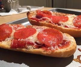Cheap Pizza Bread