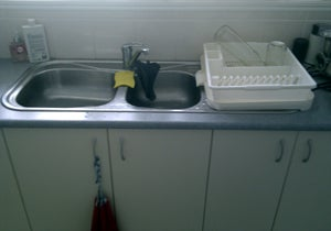 How to Do Dishes on Your Own