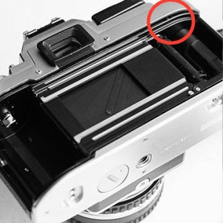 Fix Nikon FG Blinking Light Meter