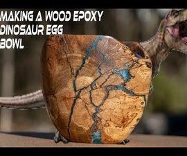 Dinosaur Egg Bowl