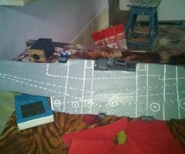 Making a Air Craft Carrier