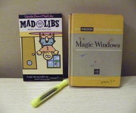 Make your own Mad Libs