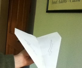 White Lightning Airplane