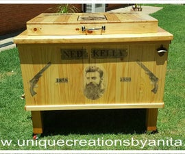 Ned Kelly Patio Cooler