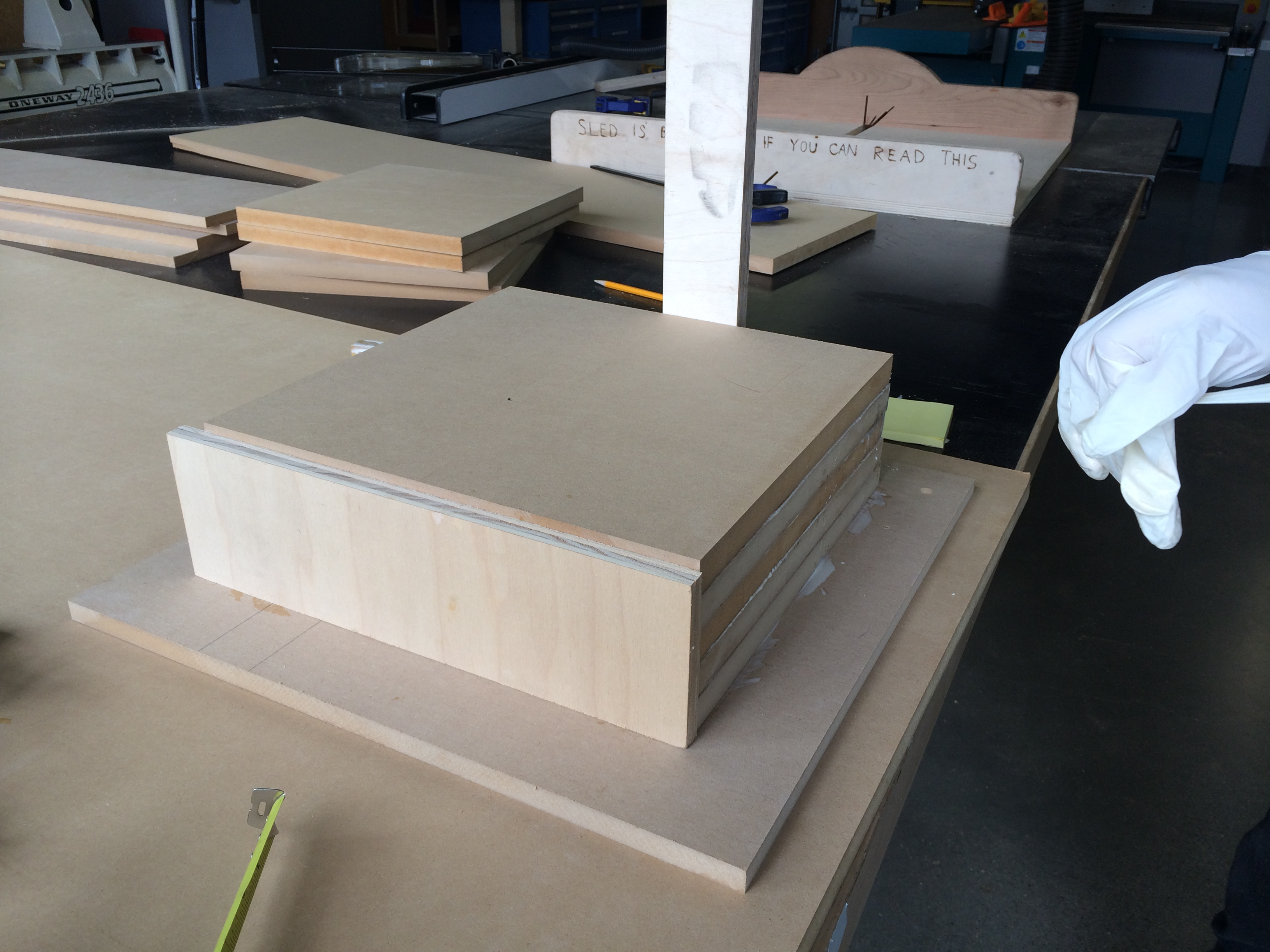 Picture of Prepare Material for Milling