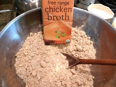 Add Some Chicken Broth or Water