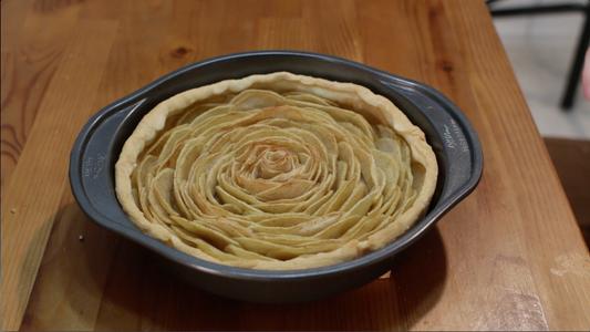Fold, Cover, Bake