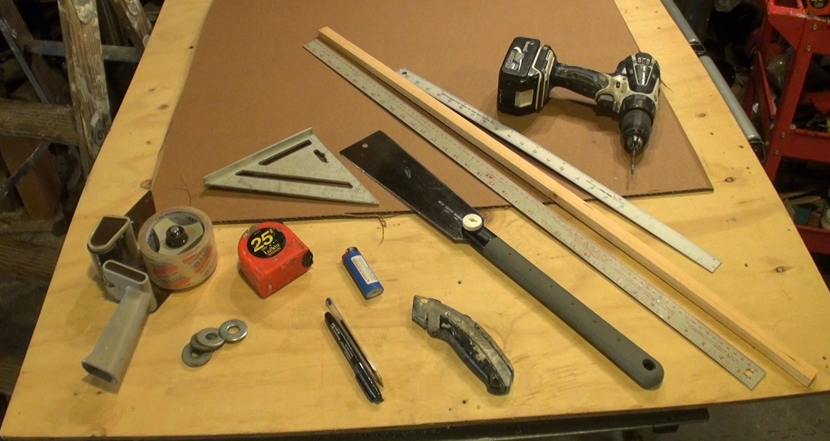 Picture of Gather Tools and Materials