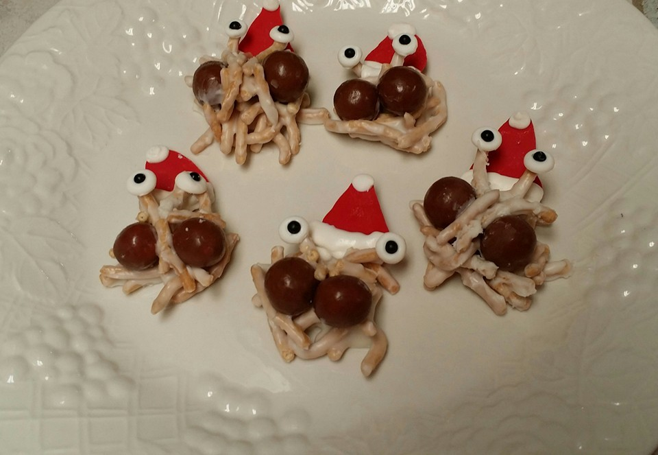Picture of Seasonings Greetings: Flying Spaghetti Monster Santa Candy Treats
