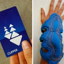 How to make a Clipper-Card into a Clipper-Critter