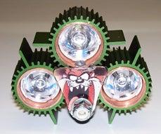Bright Luxeon LED Bike Light