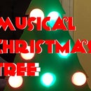 Musical Activated Light Up Christmas Tree