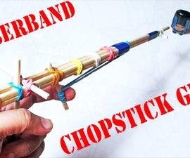 Chopstick Rubber Band Gun Tutorial