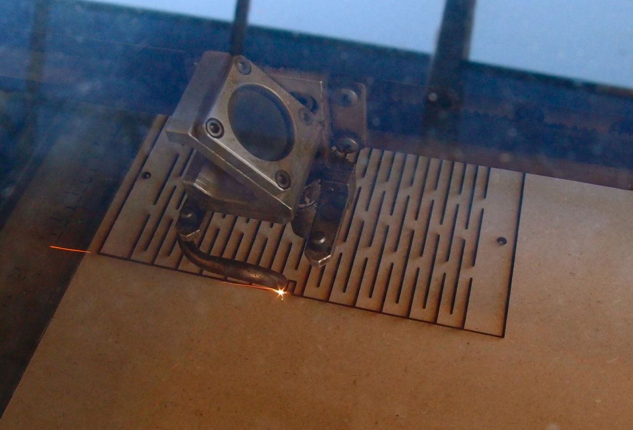 Picture of The Fun Part: Using the Laser Cutter