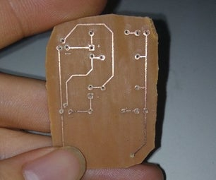 DIY a PCB Board of Bistable Circuit With Eagle