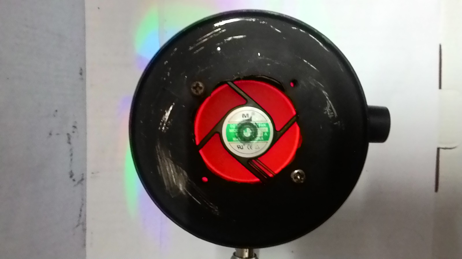 Picture of DIY Powerful Solder Fume Extractor