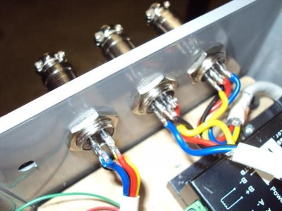 Cables and Soldering
