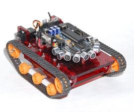 TiggerBot II Robot
