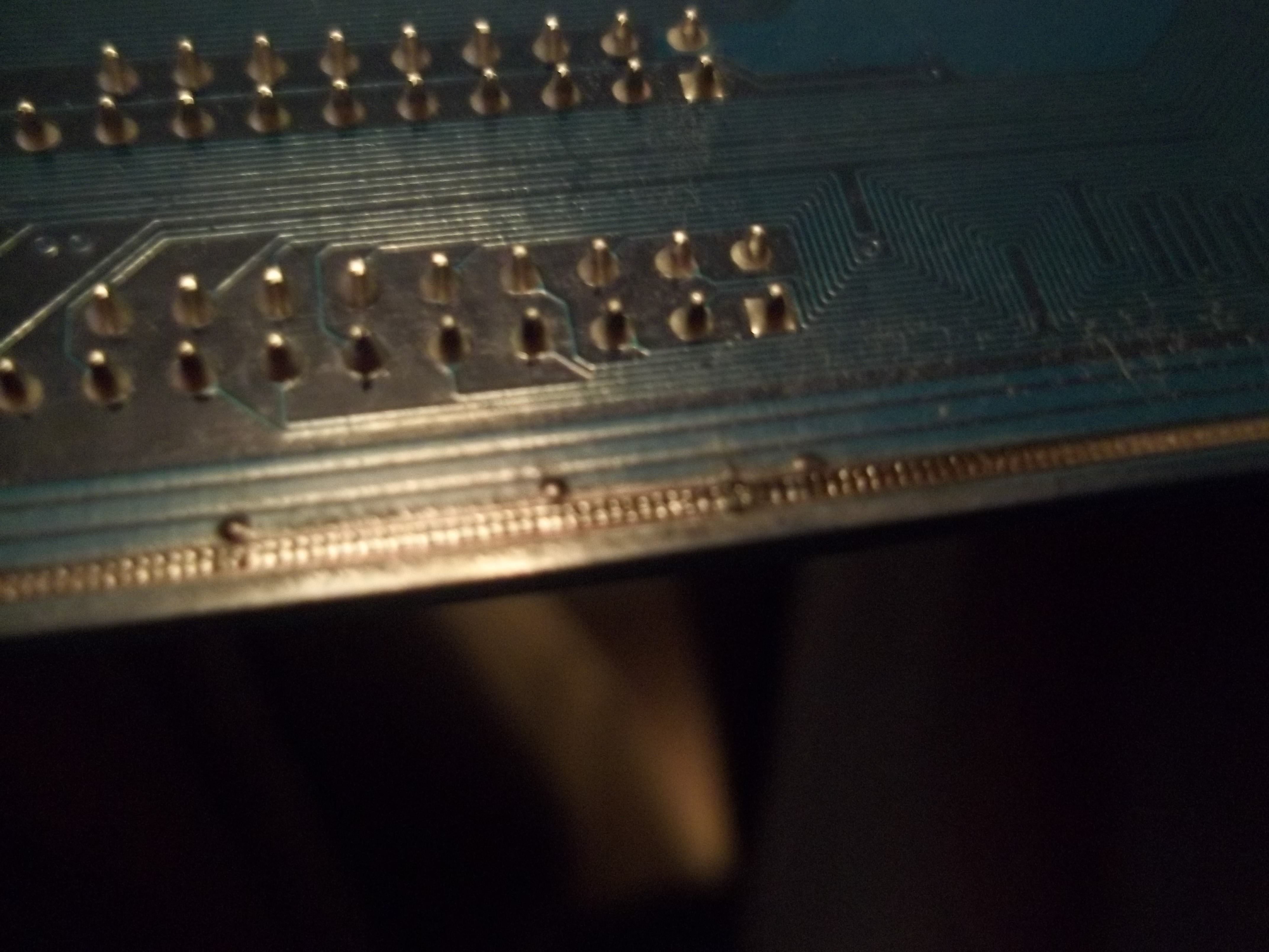 Picture of How to Fix Burnt Traces on a PC Motherboard