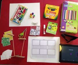 How to host a Claymation Workshop using iPads and Stop Motion Studio!
