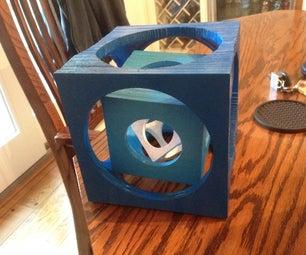 3D Printer's Cube (aka Turner's Cube)