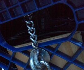 Locking Bike Crate