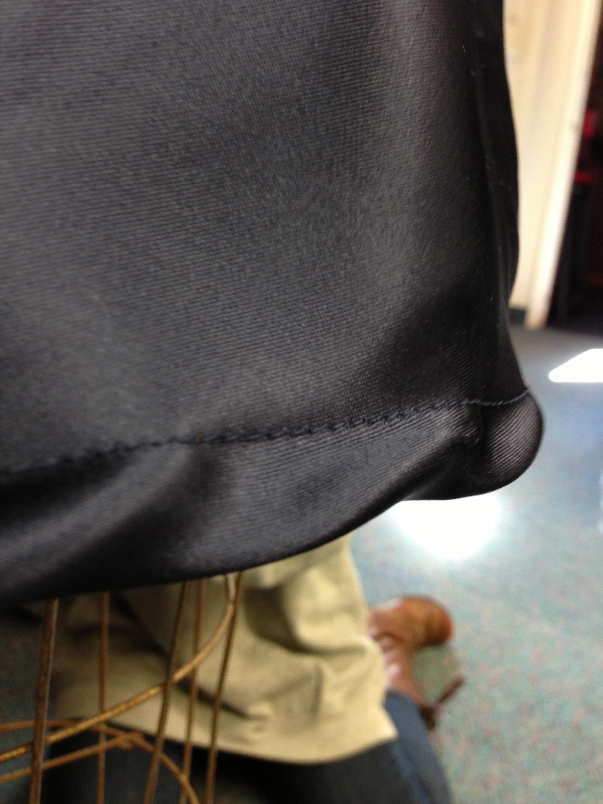 Picture of Hem Skirt