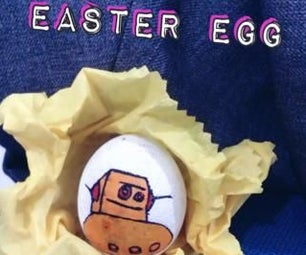 Instructable Egg New Life