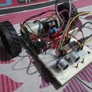 Follow Me Robot Using NodeMCU