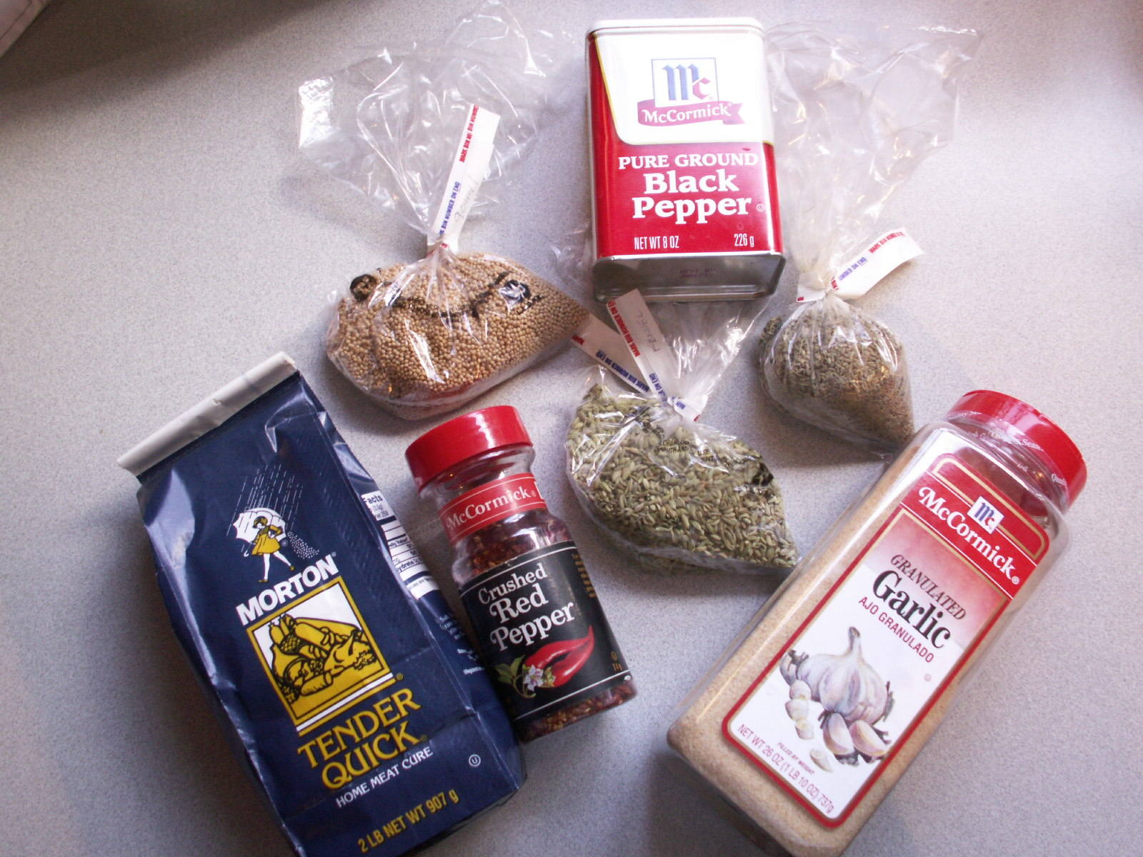 Picture of Gather Ingredients and Materials