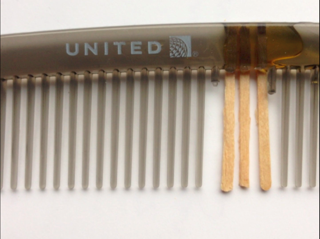Picture of Attach the New Bristles