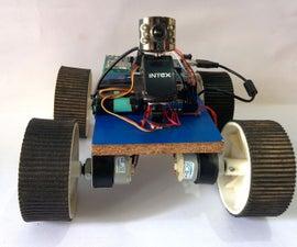Intel Edison - Robot