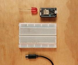 IoT 101:Prendiendo Un LED Usando Blynk Y Photon