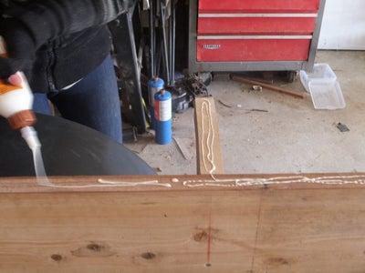Building the Ledge